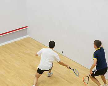 Squash Club at Frank Lee